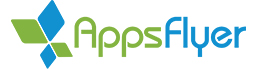 Logotipo AppsFlyer