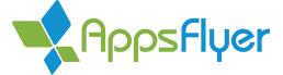 Logotipo AppsFlyer