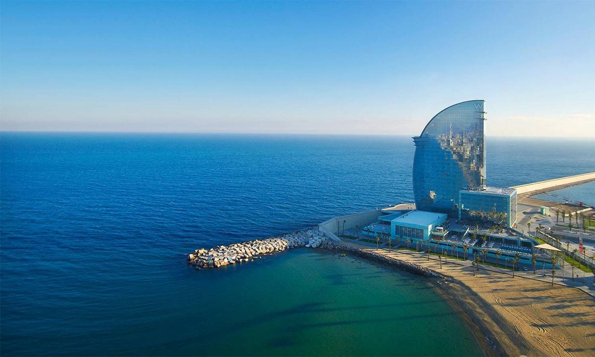 1. Hotel W panoramic
