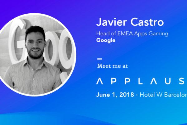 Javier Castro Google