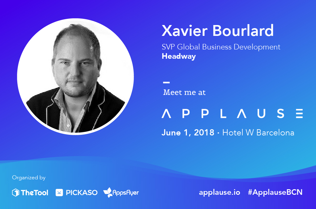 Xavier Bourlard Headway