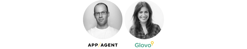 AppAgent Glovo User Acquisition Automation