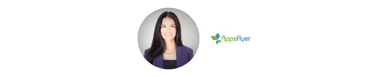 Diana Rubine AppsFlyer Applause 2019