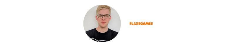 Wolfgang Peters Flaregames